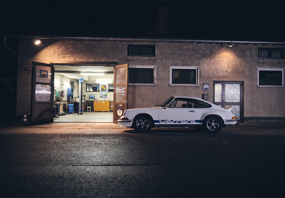 Finding Mastery - Porsche 911 Carrera RS 2.7 at Sportwagen Teiber, Anzing
